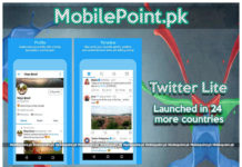 Twitter Lite Launched