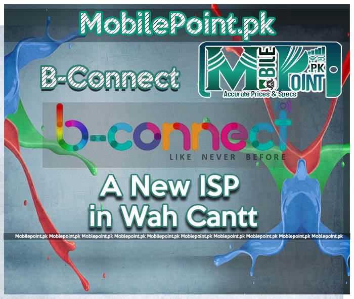 B Connect a new Internet Service provider in Wah Cantt
