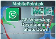 GB WhatsApp Shuts Down